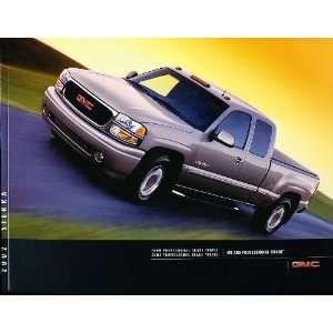 2002 GMC Sierra Truck Sales Brochure Book Denali