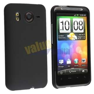 11 IN1 Accessory Case Charger Bundle for HTC Inspire 4G Mobile Cell