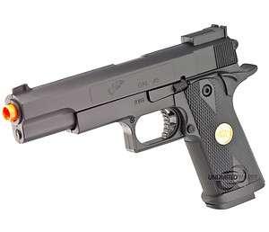 300 FPS AIRSOFT BLACK OPS SPRING PISTOL GUN 6mm BB NEW
