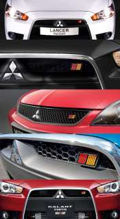 Grille Emblem Badge Lancer Galant Fortis EVO 3000GT ECLIPSE JDM