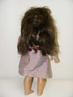 Retired Samantha Doll Excellent American Girl Meet Dress Outfit