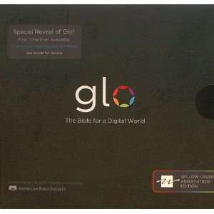 glo, The Bible for a Digital World (DVD ROM Set) American