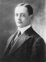 1920 Signed Letter Senator James Wadsworth Geneseo, NY