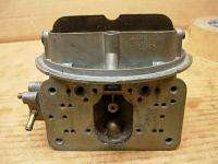 1967 CORVETTE 3X2 CENTER HOLLEY CARB #3660 (DATED 693)