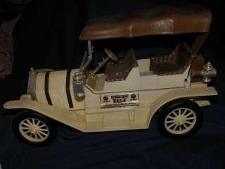 Ford Motor Car Jim Beam Decanter