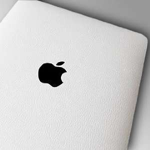 SGP Apple iPad cover skin [White Leather] Cell Phones
