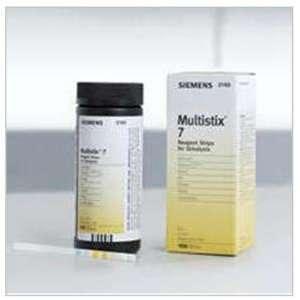 Siemens MultiStix 7 Urine Test Strips 100 Count Health