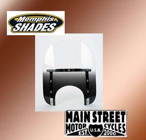 WINDSHIELD MEMPHIS SHADES SLIM 15 VICTORY VEGAS 8 BALL