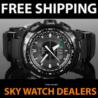 510 1 PRG510 Casio Protrek Tough Solar mens Watch PRG 510 1D PRG 510