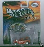 Hot Wheels Racing 2001 Hot Rod Demon #21 Sadler CITGO