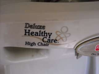 Fisher Price Deluxe Healthy Care High Chair