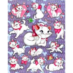 Aristocats Marie lying day dreaming presents kitty cat Disney Movie