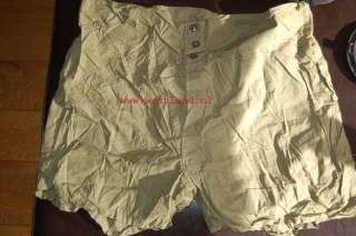 MINT US Army airborne Underpants WWII size 36