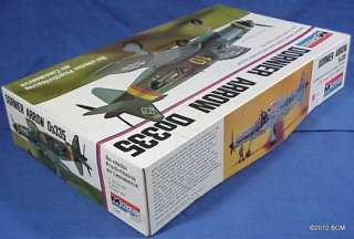 Dornier Do 335 Arrow Monogram Model Kit #7538 VINTAGE 1974 NEW