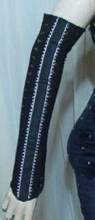 a49 Gothic punk lolita Kei jrock gloves arm warmers