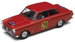 Scalextric C3023 Ford Cortina Classic Slot Car 1/32