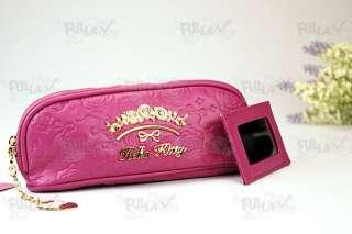 Hello Kitty 8 Long Cosmetic Pencil Bag w/ Mirror #882