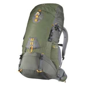 Mountain Hardwear Wiki 65 Backpack 3950cu in Green: Sports