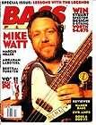 Bass Player Magazine Mike Watt/Marcus Miller September/October 1995