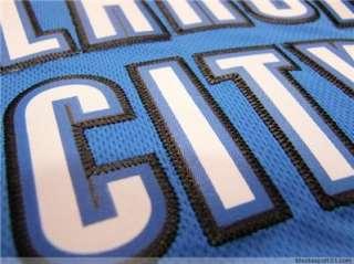 Russell Westbrook Oklahoma City Thunder #0 Jersey Blue