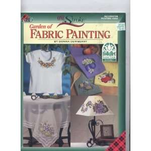 of Fabric Painting (9564) (0028995095641) Donna Dewberry Books