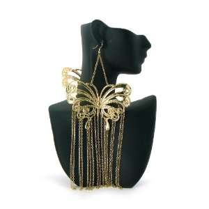 Poparazzi Light Weight Basketball Wives Earrings Lady Gaga Paparazzi