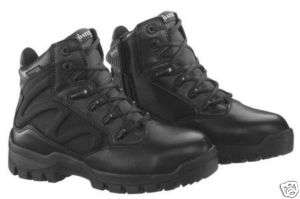 New Bates CT6 DuraShocks Crosstech Side Zip Boot 7 ½ EW