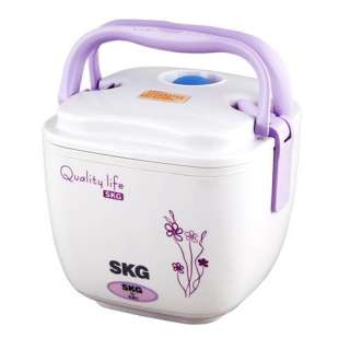 Warming Heating Lunch Box With Handle & Multi function Quick heating