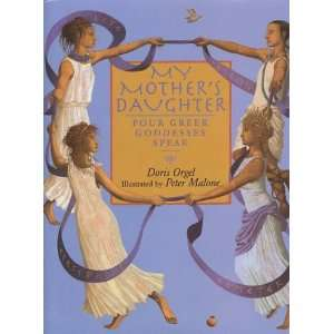 My Mothers Daughter Lb (9780761328087) Doris Orgel Books