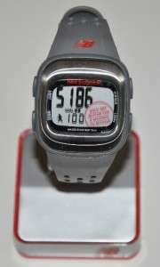 NEW BALANCE Mens Womens Heart Rate Monitor Pedometer 50084NB Watch NEW