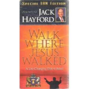 Walk Where Jesus Walked Featuring Jack Hayford Jack