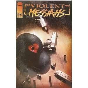 Messiahs #7 September 2001 Joshua D.M. Dysart, Tone Rodriguez Books