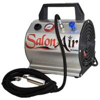 AIR COMPRESSOR SYSTEM KIT SET Dual Action Paint Tattoo Nail Art