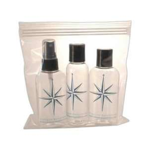 Express   Amenity TSA kit with one 2 oz. clear bullet