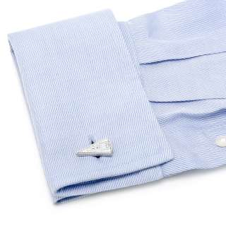 Star Wars Imperial Star Destroyer Blue Print Cufflinks SW ISD BP cuff
