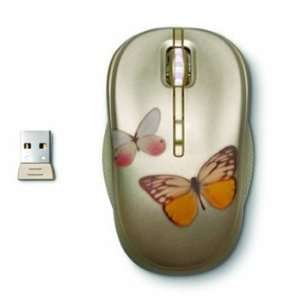 Original HP Wireless Mobile Vivienne Tam Mouse for Microsoft Windows