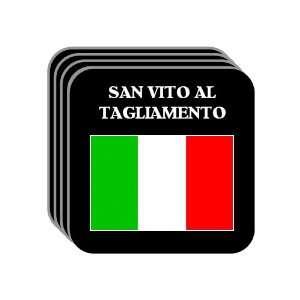 Italy   SAN VITO AL TAGLIAMENTO Set of 4 Mini Mousepad