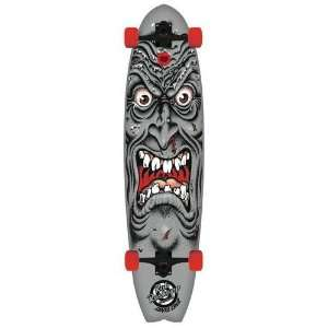 Santa Cruz Big Wave Rob Shark Cruzer Complete Skateboard
