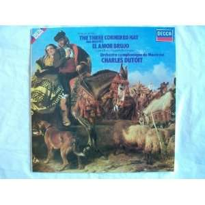 SXDL 7560 Falla Three Cornered Hat Orchestre Montreal Charles Dutoit