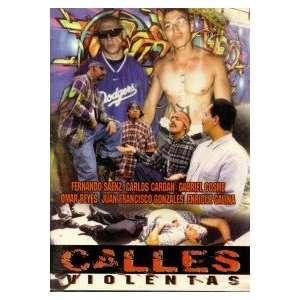 FERNANDO SAENZ  CALLES VIOLENTAS Movies & TV