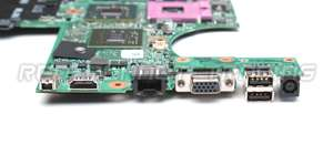 Genuine Dell XPS M1530 Laptop Motherboard with 128 MB Video Memory