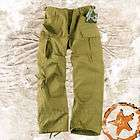 SPECIAL FORCES (SFU) TACTICAL PANTS, ARMY COMBAT CARGO TROUSERS COYOTE