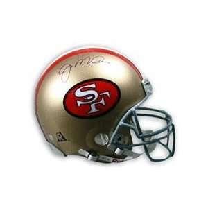 Autographed Full Size Authentic San Francisco 49ers Football Helmet
