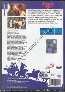 JONATHAN DEGLI ORSI (1995) Franco Nero   DVD NUOVO