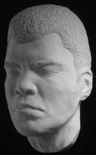 Muhammad Ali Cassius Clay life mask Boxing cast champ