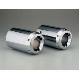 Honda Genuine Accessories O.E.M. Honda Gold Wing Chrome Exhaust Tips