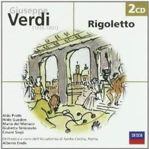 Giuseppe Verdi: Rigoletto (Hilde Gueden, Giulietta