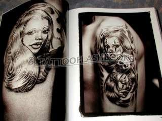 JUXTAPOZ Tattoo Flash Machine MISTER CARTOON Book