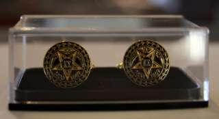 Kappa Sigma   24k Gold Cuff Links   HOT