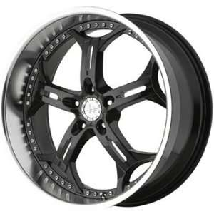 Helo HE834 18x10 Black Wheel / Rim 5x112 with a 35mm Offset and a 72